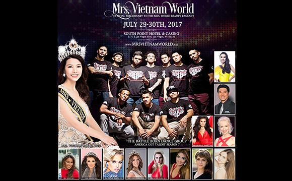 Lần đầu tiên Mrs.Vietnam World công bố điểm thi của thí sinh