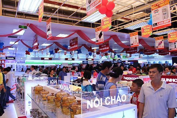 Mua sắm tại Nguyễn Kim: Trả góp lãi suất 0% và trả trước 0 đồng