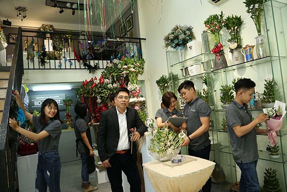 BD Florist: Câu chuyện kinh doanh & từng bước khẳng định thương hiệu trên thị trường