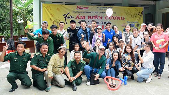 NSƯT Trịnh Kim Chi có nhiều kỉ niệm với chuyến từ thiện khó quên tại Tây Ninh