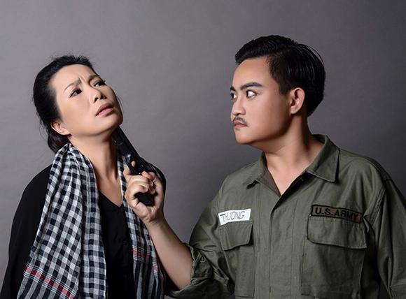 Trịnh Kim Chi dồn hết tâm huyết cho vở diễn mới với đề tài truyền thống cách mạng