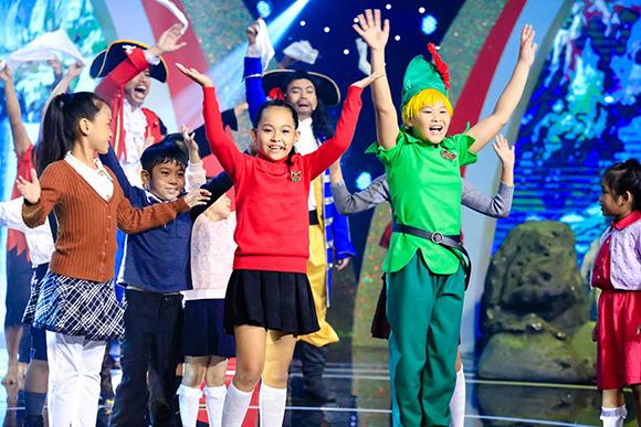 Lộ diện bốn gương mặt xuất sắc nhất bước vào vòng chung kết Tiếu Lâm Tứ Trụ Nhí  mùa 2