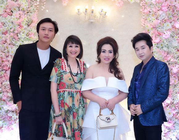 Hoa hậu Lee Lee Nguyễn tiết lộ bí mật tài trợ MV và liveshow cho ca sĩ Bằng Cường.