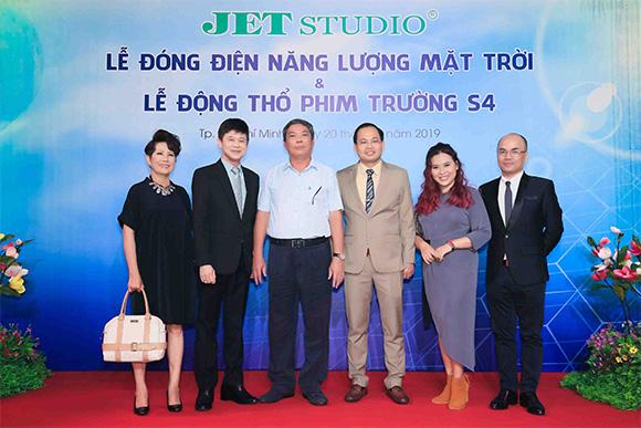 Jet studio – Phim trường đầu tiên tại Việt Nam sử dụng năng lượng xanh