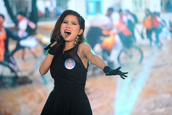 Ca sĩ Hoàng Thủy – Tài năng âm nhạc trẻ của Việt Nam