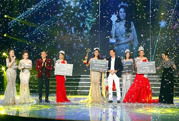 Nữ MC 9x Anh Thi đăng quang quán quân 'Duyên Dáng Bolero mùa thứ 2'