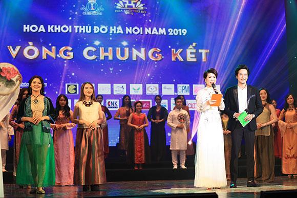 Đoàn Minh Tài, diễn giả Thi Thảo cặp đôi MC năng động làng giải trí Việt