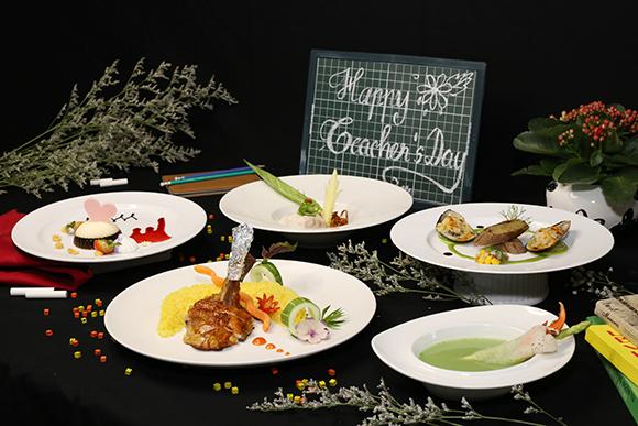 khách sạn Bến Thành - Rex Hotel Saigon chúc mừng ngày nhà giáo Việt Nam 20-11-2019