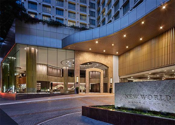 Đông đảo sao Việt chúc mừng Khách sạn New World Sài Gòn tròn 25 tuổi