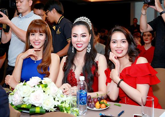 Người đẹp Bình Dương Nguyễn Thùy Trang bất ngờ xuất hiện tại Đẹp Hoàn Hảo