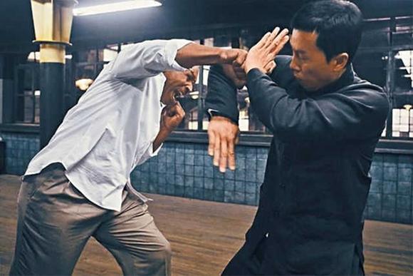 Diệp Vấn 3: Trận Chiến Cuối Cùng - Chung Tử Đơn đối đầu võ sĩ quyền anh nổi tiếng Mike Tyson