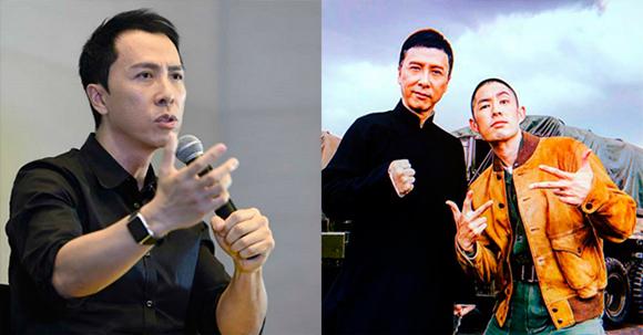 Chung Tử Đơn tuyên bố sẽ ngừng đóng phim võ thuật, đã tìm ra truyền nhân kế nhiệm mình