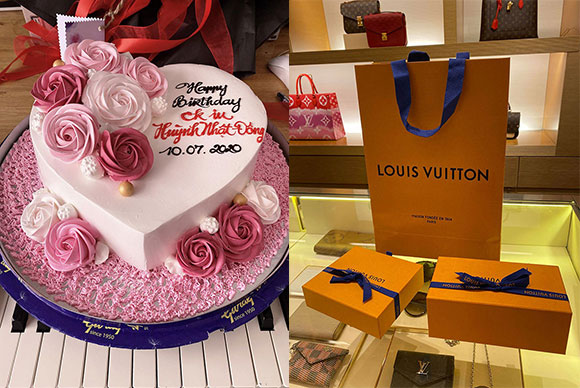 Từ Mỹ, hoa hậu Kristine Thảo Lâm tặng gì cho ca nhạc sĩ Huỳnh Nhật Đông trong ngày sinh nhật?
