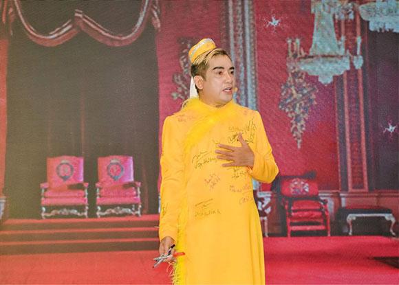 Đạo diễn Thanh Quỳnh- Cuộc đời dành trọn cho Sân khấu điện ảnh