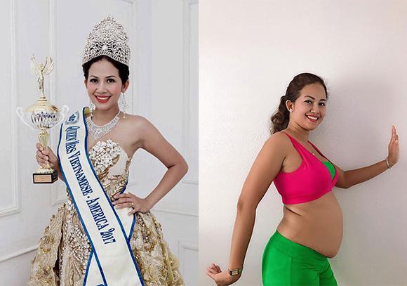 Hoa hậu Hồng Thy- Làm cách nào đánh bay mỡ thừa trong vòng 90 ngày