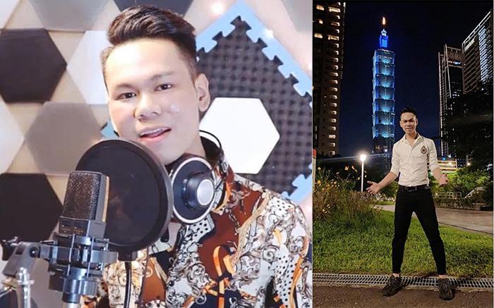 Chàng trai trẻ gốc Nghệ An, từ đam mê ca hát đến kế hoạch đổi đời bằng âm nhạc