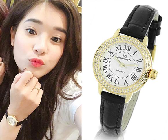 Chọn đồng hồ chất như các sao showbiz làm quà tặng nàng 8/3 ưu đãi giảm giá đến 50% tại Đăng Quang Watch – Mua ngay.
